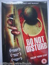 Do Not Disturb [DVD, 2013] NEW SEALED Region 2 PAL