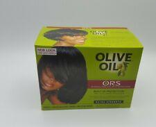 ORS Organic Root Simulator No-Lye Relaxer Kit Extra Strength Super