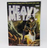 HEAVY METAL MAGAZINE #262 FULL ISSUE DRAVN SPECIAL DIAMOND - JESSE NEGRON, PRIOR