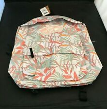 Vans Realm Backpack - California Floral New With Tags