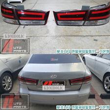Two Plus Auto BASE Surface Emitting LED Custom Taillights for Hyundai Sonata NF