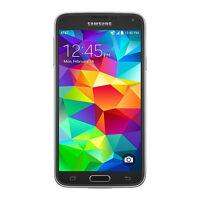 Unlocked Samsung Galaxy S5 G900F 16GB 16MP 4G LTE Android Smartphone - Noir