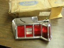 NOS OEM Ford 1977 1978 Mercury Cougar Tail Light Lamp Lens Bezel Assembly XR7