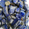 Natural 100g Rough Afghanistan Lapis lazuli Crystal Raw Gemstone Mineral Chakra