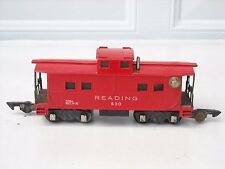Vintage American Flyer #630 Reading Lighted Caboose