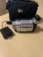 "JVC GR-DVL320U MiniDV Digital Camcorder with 2.5"" LCD W/ Case Logic Case"