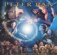 Peter Pan [Original Soundtrack] James Newton Howard CD, 2003, Varese Sarabande