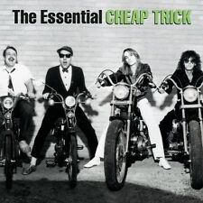 CHEAP TRICK The Essential 2CD BRAND NEW Best Of Greatest Hits