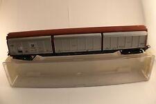 Electrotren Spain n° 5510 wagon marchandises Deutsche Bundespost neuf HO