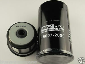 FORD F250,F350 OIL & FUEL FILTER KIT SUITS 7.3L V8 TURBO DIESEL 8CYL 4WD WESFIL