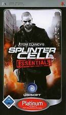 Tom Clancy's Splinter Cell Essentials (16+) 2006  Ubisoft Sony PSP Game
