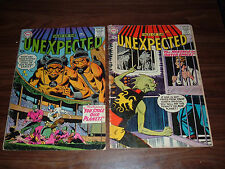 Tales of the Unexpected 20-67---total of 30 comic books