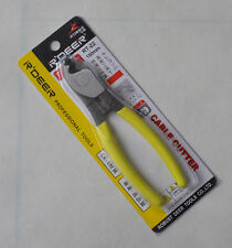 Steel Cord Cable Wire Cutter  Pliers Tool Grip Cutting High Leverage 6 inch