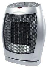 Radiateur soufflant Céramique 750 & 1500 W HQ Hq-fh12