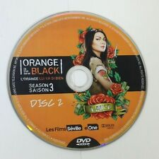 Orange Is The New Black - Season 3 Disc 2 - DVD Disc Only - Replacement Disc