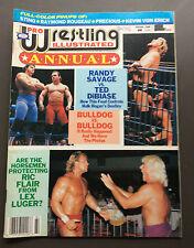 PRO WRESTLING ILLUSTRATED Magazine Dec 1988 Ric Flair/Randy Savage/Sting Poster