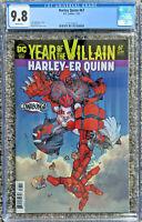 Harley Quinn #67 YOTV Acetate Variant CGC 9.8 DC Comics