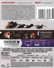 The Hateful Eight (Blu-ray/DVD, 2016, 2-Disc Set)