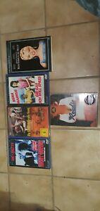 5 x 80er Musik Filme DVD's Die Ärzte,Die Spider Murphy Gang,Nena und Markus,....