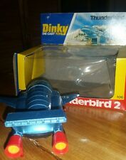 "ORIGINAL Thunderbird 2 Dinky Blue. ""LAST ONE"""