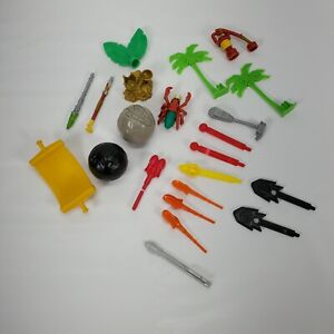 Lot of Various IMAGINEXT Weapons Accessories Sword MISSLES PROJECTILES