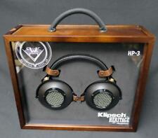 Klipsch Heritage Hp-3 Over-the-ear headphones (Ebony)