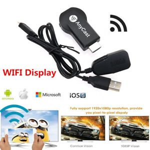 Anycast M2 M4 M9 MX18 M10 WiFi TV1080P Airplay Display DLNA HDMI Dongle Receiver
