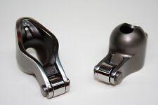 """Ford 289-351W Sportsman Steel Roller Tip Rocker Arms 1.6/1.7 x 3/8"""" Split Set"""