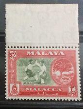 Malaya stamp - 1960 Malacca Definitive $2 MNH very fresh gum