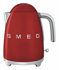 SMEG KLF01 Retro 1.7 Liter Electric Kettle - Red