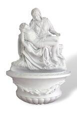 Pieta Jesus And Mother Mary Holy Water Font  Chapel Prayer room Catholic