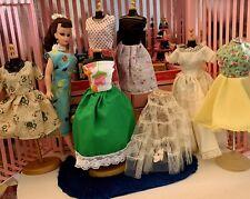 Vintage Barbie Clone Doll & Clothes Lot