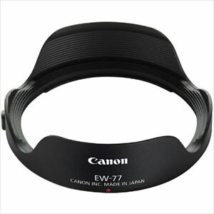 Canon Lens Hood EW-77 for EF8-15mmF4L from Japan New