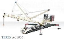 Conrad 2108 Terex AC1000 Telescopic Mobile Crane 1/50 O scale MIB