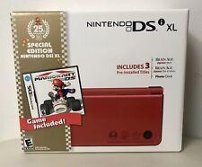 RARE NINTENDO DSi XL 25th Anniversary Super Mario Bros Special Edition - NEW