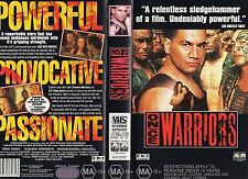 ONCE WERE WARRIORS - VHS - PAL - NEW - Never played!! - Original Oz release!