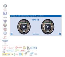KIT GANASCE MASSE FRENO POST FIAT MAREA PALIO 1.9 MULTIPLA 1.6 JTD MS455025