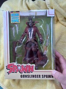 "McFarlane Toys Gunslinger Spawn Deluxe 7"" Action Figure Target Exclusive"