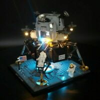 Light Kit For Lego 10266 NASA Apollo Lunar Lander