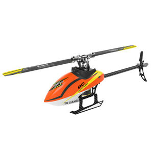 F180 2.4G 6CH 3D 6G System Brushless Motor Aileron-less RC Remote Helicopter