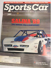 Sports Car Magazine Salina 17th Yokoaham Solo II Champs November 1989 062617nonr