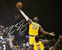 Lebron James Lakers Autographed Signed 8X10 Photo REPRINT