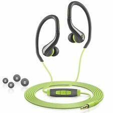 Sennheiser Ocx 684i Sport Headphones - Green