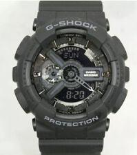 Casio G-Shock GA-110C-1BDR Men's Wristwatch - Black