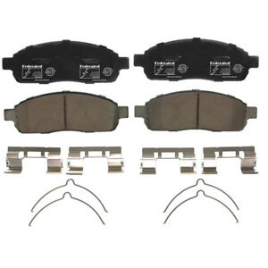 Disc Brake Pad Set-SST Front Federated D1083C