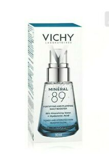 Vichy Mineral 89 Hyaluronic Acid Face Serum Moisturizer to Hydrate Skin30.0mL