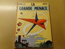 ALBUM BD / LEFRANC 1: LA GRANDE MENACE | 1966
