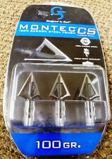 G5 Outdoors The Montec Broadhead