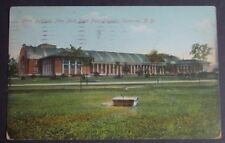 1909 Postcard Of The Main Building New York State Fairgrounds Syracuse New York