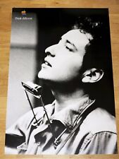 APPLE THINK DIFFERENT POSTER - BOB DYLAN / 24 x 36 by STEVE JOBS 61 x 91 CM